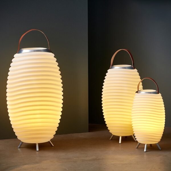 Kooduu Bluetooth Speaker Drinks Cooler and LED Lamp